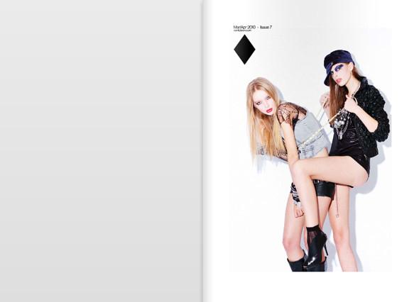Лучшие журналы месяца на Issuu.com. Изображение № 61.