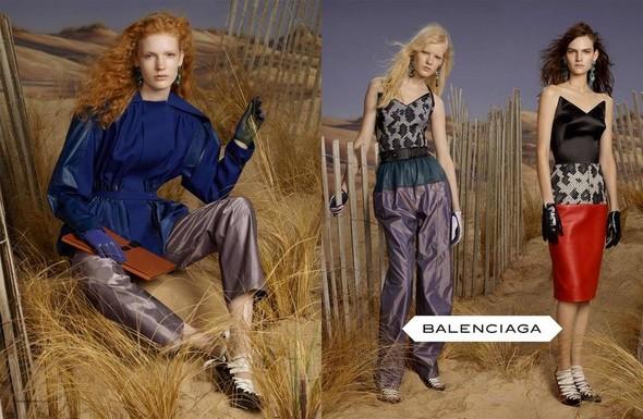 Кампании: Balenciaga, Celine, Dolce & Gabbana и другие. Изображение № 1.