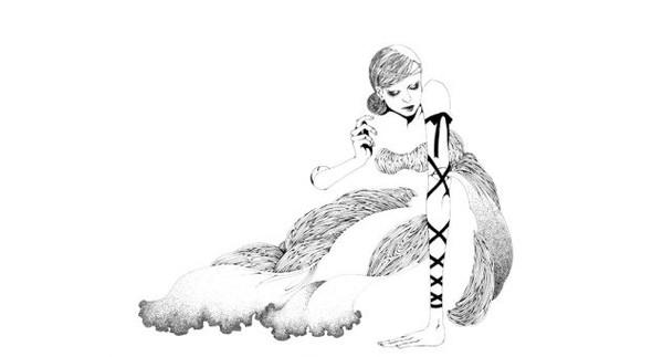 Katsuta Mako – черно-белая грация. Изображение № 15.