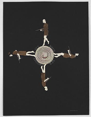 Канадский художник Marcel Dzama. Изображение № 14.