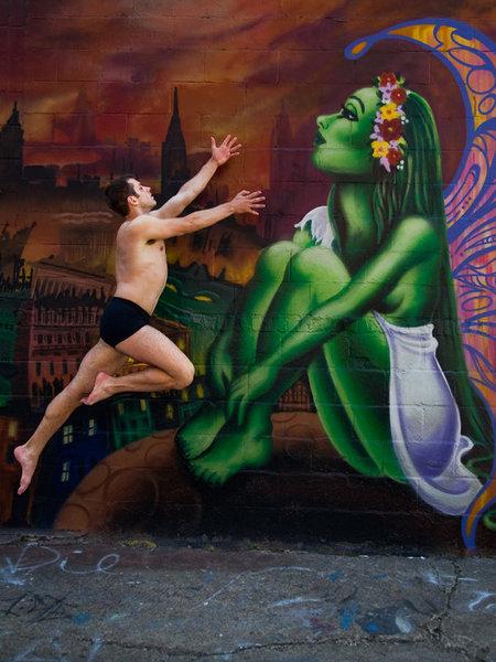 Человек танцующий. Изображение № 7.