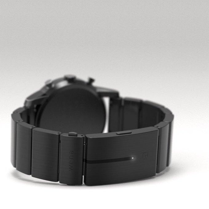 Sony начала сбор средств на выпуск смарт-часов Wena . Изображение № 1.