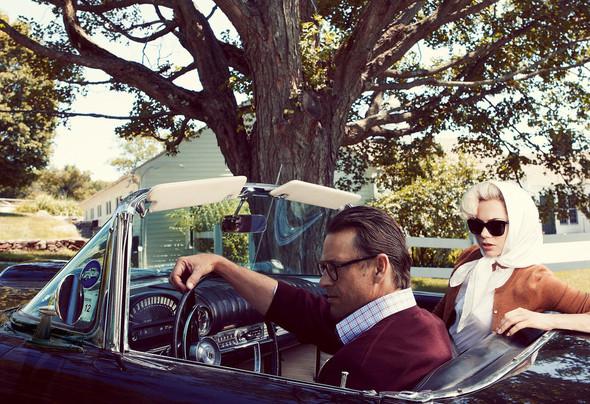 Съёмка: Мишель Уильямс для Vogue. Изображение № 3.