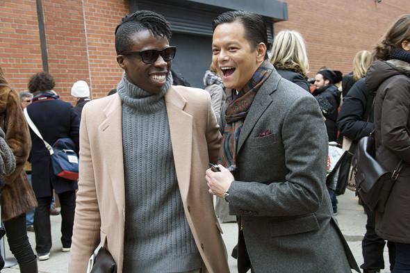 Изображение 32. Детали: New York Fashion Week.. Изображение № 19.