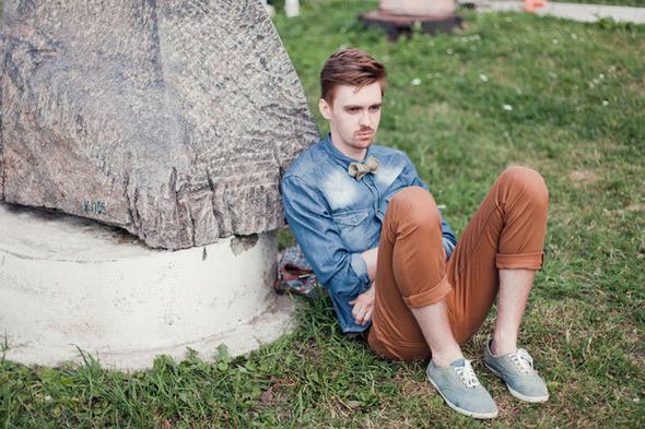 Люди на фестивале «10 молодых музыкантов»: Как это было . Изображение № 22.