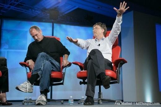 Билл Гейтс и Стив Джобс. Изображение № 9.