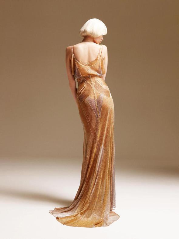 Изображение 126. Лукбуки: Atelier Versace, Sandro, Sonia by Sonia Rykiel и другие.. Изображение № 15.