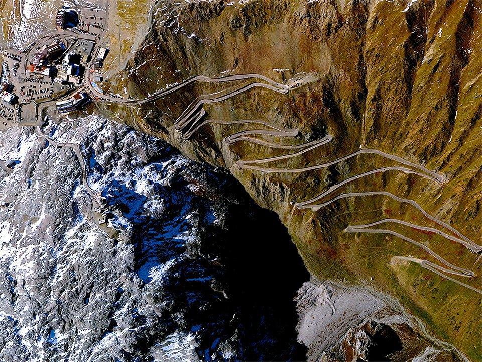 Снимки из космоса, напоминающие о хрупкости природы. Изображение № 8.