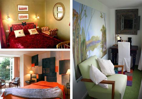 10 лучших дизайн-отелей. Изображение № 27.