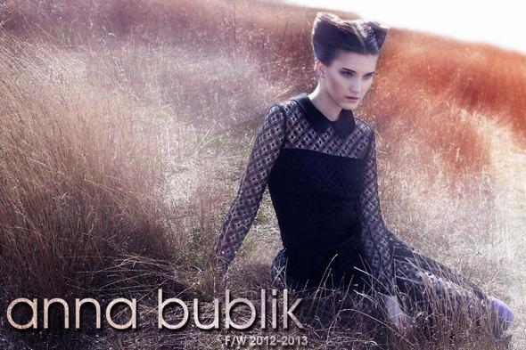 Рекламная компания Anna Bublik F/W 2012-2013. Изображение № 2.