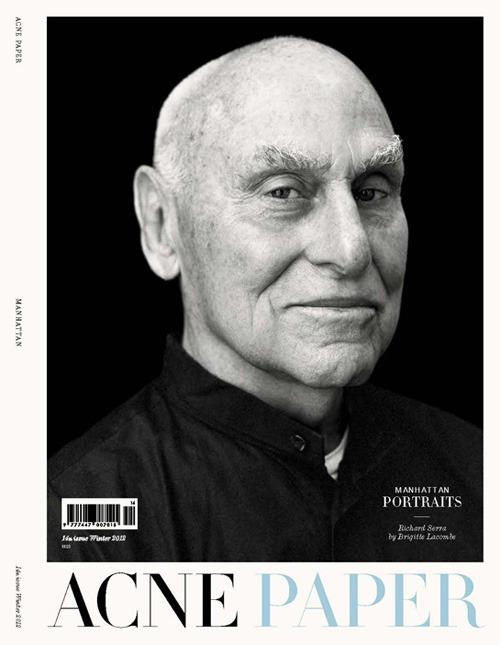 Показаны новые обложки Acne Paper, Contributor, Interview и Vogue. Изображение № 2.
