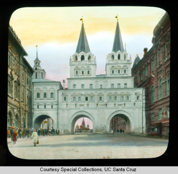 Изображение 10. Москва в цвете 1920-30х годов.. Изображение № 8.