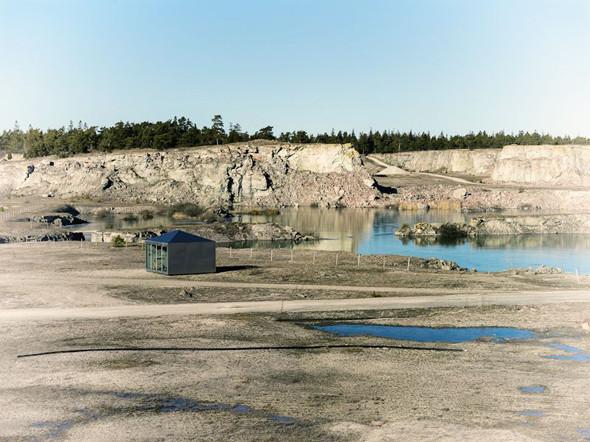 Павильон с выставкой об освоении бывшей военной зоны Бугенес. Изображение № 46.