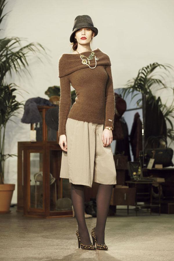 Ретро всегда в моде. Aniye By, осень-зима 2012/13. Изображение № 9.