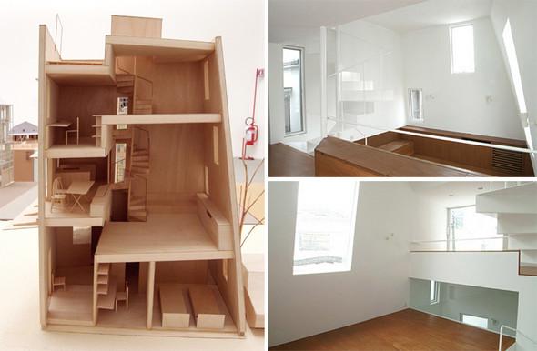 Atelier Bow-Wow. Масштаб маленького дома.. Изображение № 14.