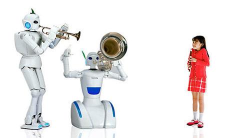 Роботы отToyota. Домашний робот – помощник. Изображение № 1.