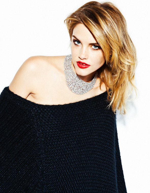 Съёмка: Эшли Смит для Elle. Изображение № 14.