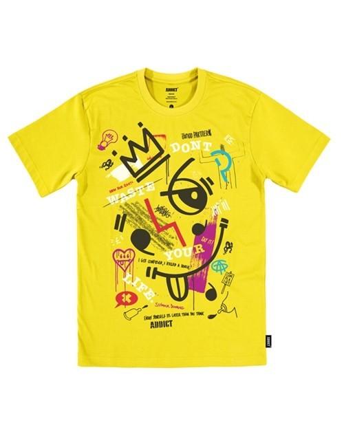 Арт серии футболок Addict. Изображение № 16.