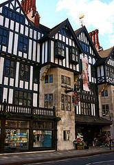 Ориентируемся в английской и лондонской архитектуре. Изображение № 2.