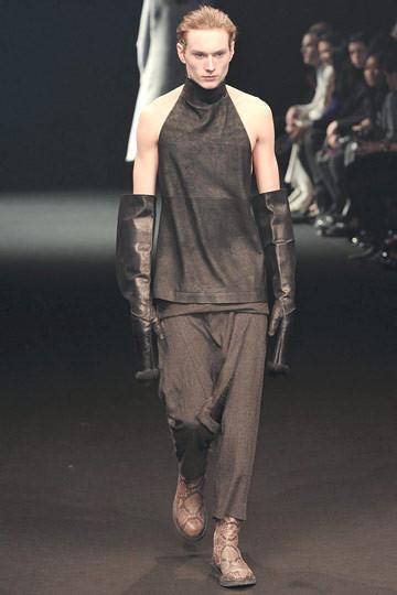 Неделя моды в Париже: мужские показы. Изображение № 35.