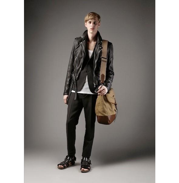 Мужские лукбуки: Alexander McQueen, Burberry и Undercover. Изображение № 38.