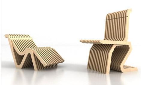 Мебельный минимализм Востока (Miso Soup Design). Изображение № 8.