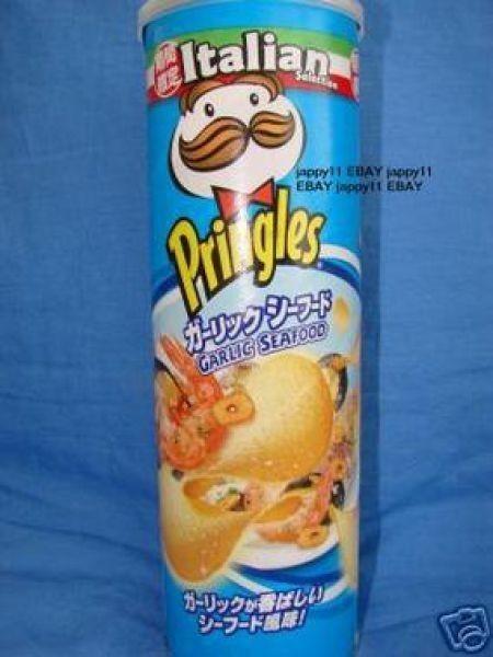 Несъедобное съедобно - какие бывают чипсы. Изображение № 34.