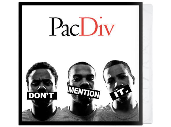 Новый релиз Pac Div. Изображение № 1.