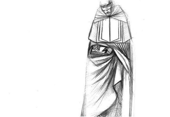 Изображение 19. «Каменный гость» Вардуи Назарян.. Изображение № 6.