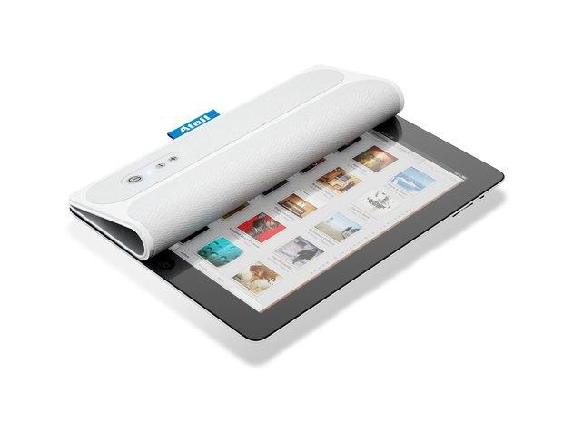 В смарт-кавер для iPad встроили динамик. Изображение № 1.