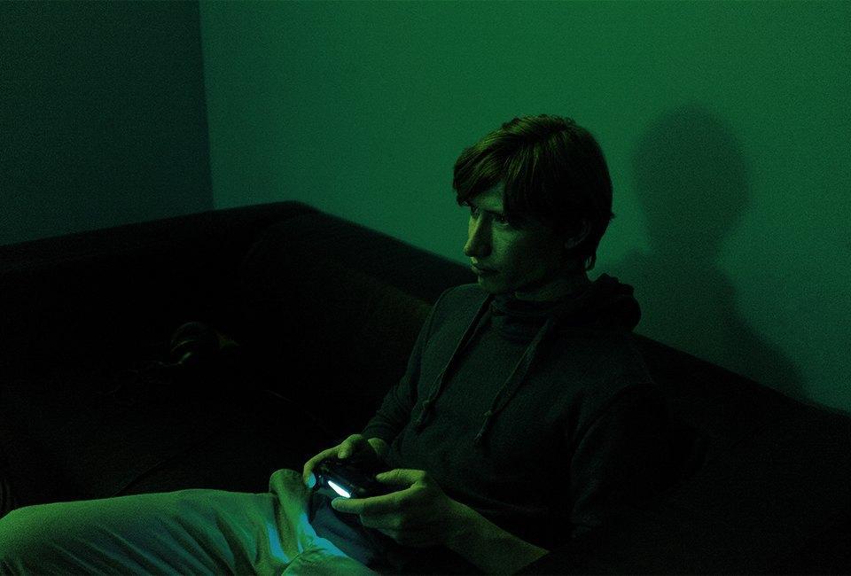 «Представь, что ты большой желтый круг!»:  Пятеро человек играют в Alien: Isolation. Изображение № 15.