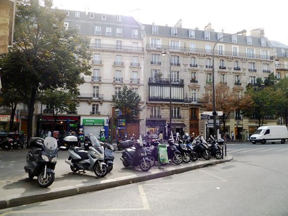 Дневник модели: Первые дни в Париже. Изображение № 4.