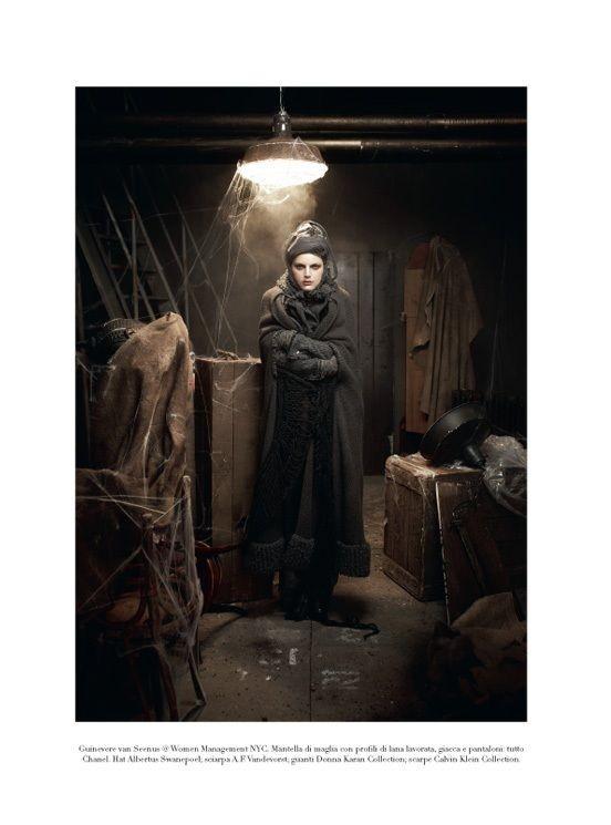 "Съёмка: ""Winter's Edge"" by Steven Meisel. Видите Россию?. Изображение № 9."