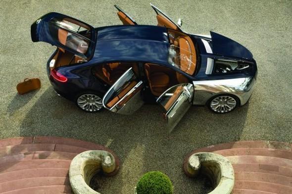 Новый Bugatti Galibier 16C. Изображение № 30.