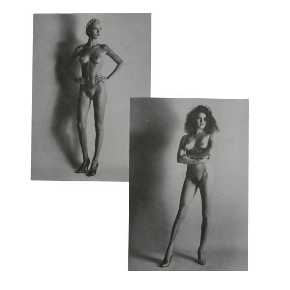 Модная фотография 80х годов. Изображение № 8.