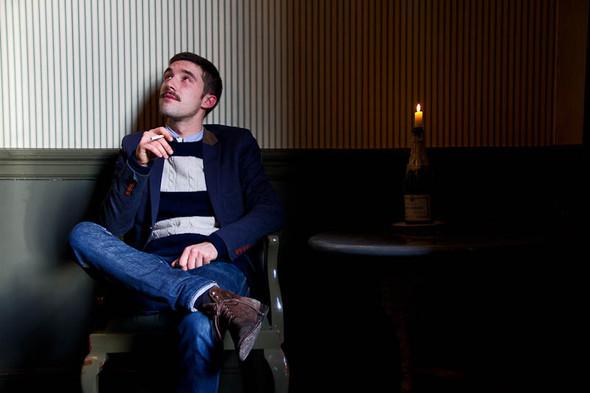 История одного человека/One man's story – Salvatore. Изображение № 1.