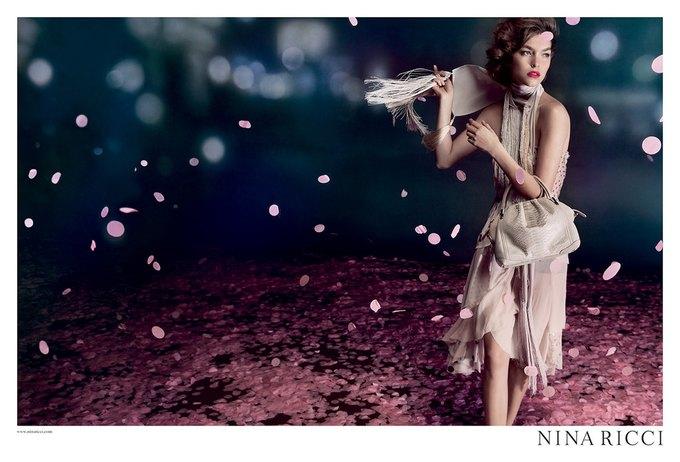 Alexander Wang, Louis Vuitton и Nina Ricci показали новые кампании. Изображение № 6.