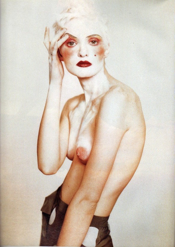 Архивная съёмка: Коллекция John Galliano в объективе Паоло Роверси, 1994. Изображение № 3.