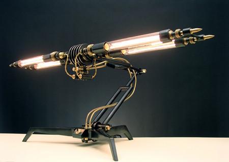 Стимпанк лампы отФранка Бухвальда. Изображение № 11.