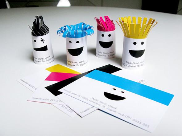 Креативные визитки. Изображение № 19.
