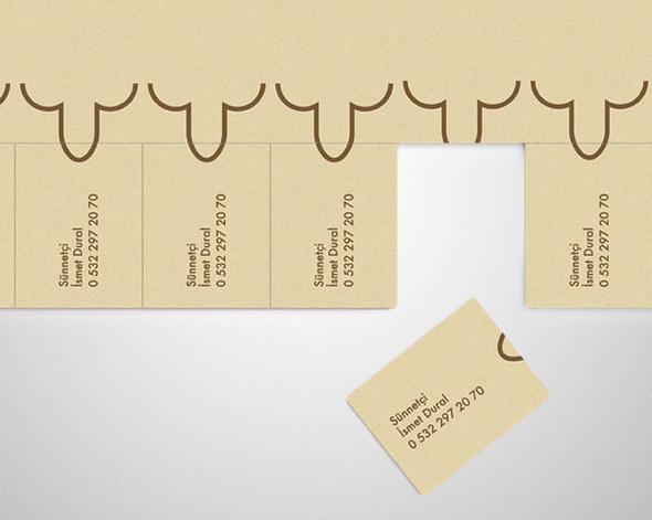 Креативные визитки. Изображение № 20.