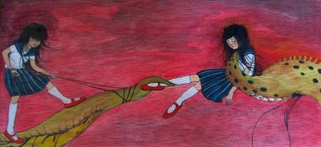 Nancie Yang ещеодно японское безумие. Изображение № 15.