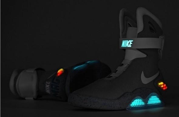 Nike MAG: 150 пар обуви Марти Макфлая продают на аукционе. Изображение № 7.