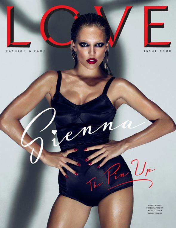 8 обложек журнала Love. Изображение № 7.