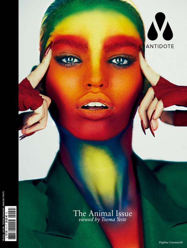 Вышли новые обложки Vogue, Numero, Interview и других журналов. Изображение № 6.
