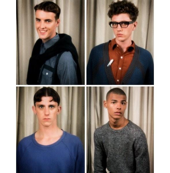 5 новых мужских съемок: Dansk, Dazed & Confused, Vogue и другие. Изображение № 3.