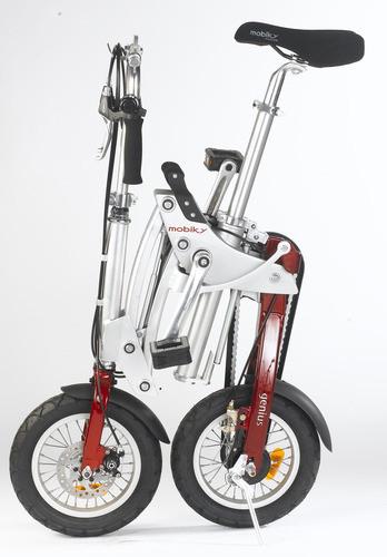 Складные велосипеды GENIUS. Изображение № 2.