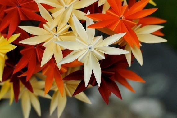 Любовь к бумаге или 1001 оригами. Изображение № 7.