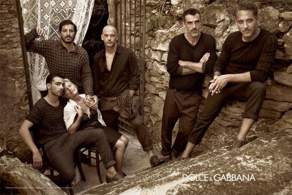 Кампания: Dolce & Gabbana SS 2012 Men. Изображение № 4.