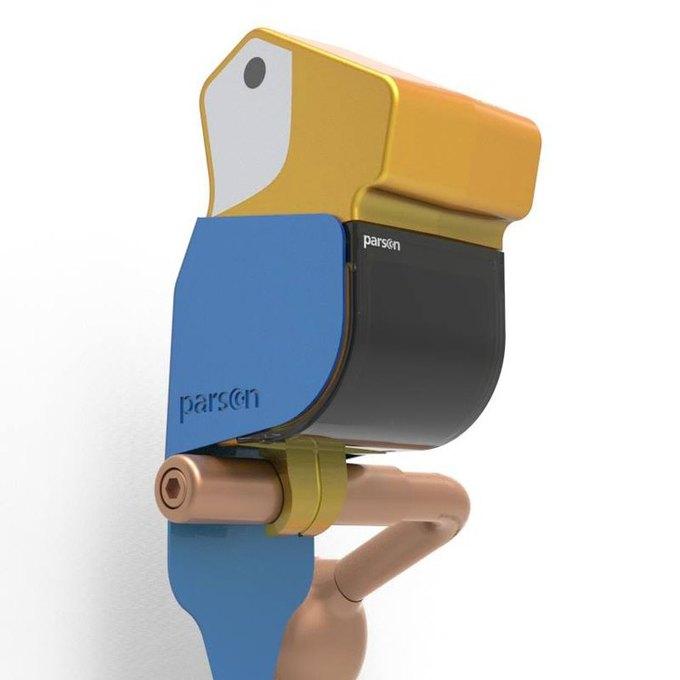 Дизайнеры адаптировали камеры наблюдения для детского сада. Изображение № 5.